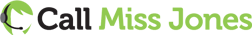 Call Miss Jones Logo